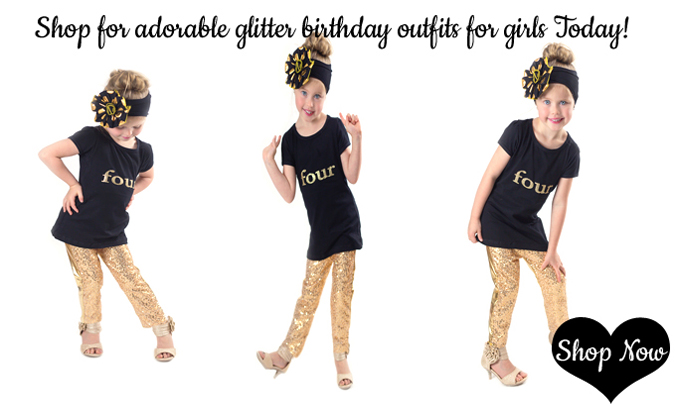 cute birthday outfits for little girls