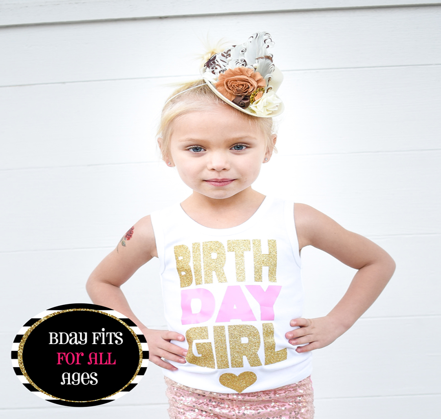 cute birthday girl outfits