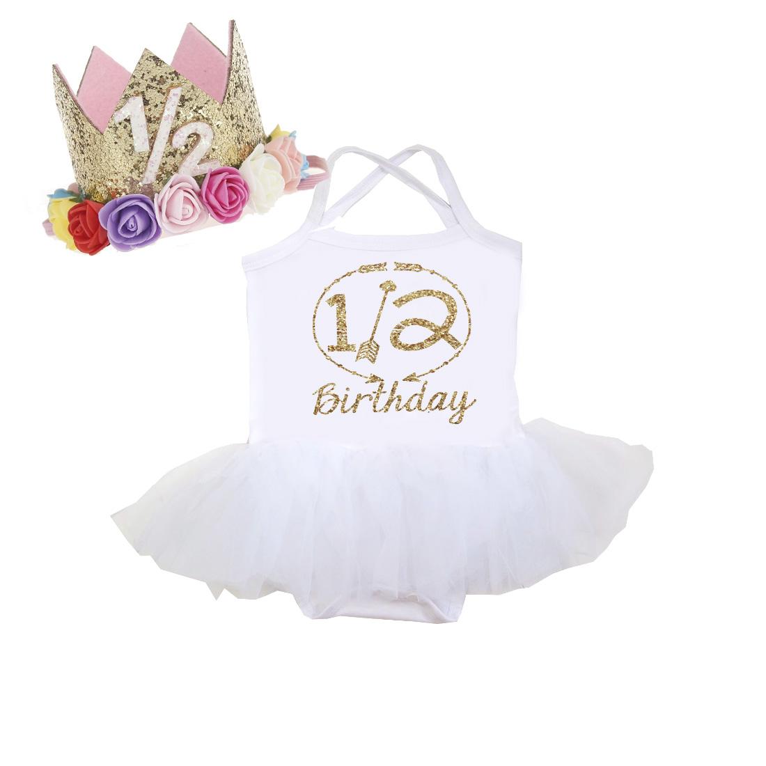 Custom Order For Kellye 1/2 Birthday Onesies or Little Boy Shirt