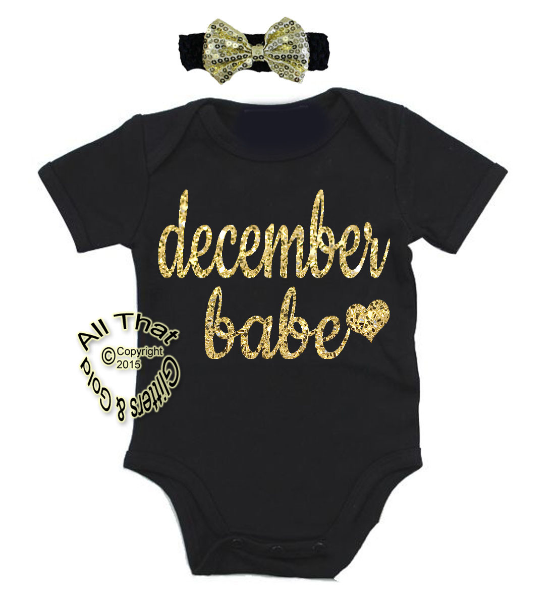 Birthday Month First Birthday Onesies For Baby Girls