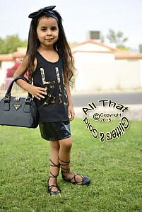 Leopard Print Big Sister Little Shirts Shirts Or Outfits