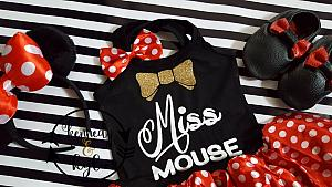 01d58f89e649 Miss Mouse Tutu Dresses - Birthday or Vacation Tutu Dresses For Toddlers